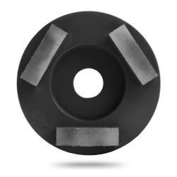 Алмазная шлифовальная фреза Messer тип M для грубой шлифовки (3 сегмента)