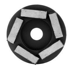 Алмазная шлифовальная фреза Messer тип M для грубой шлифовки (5 сегментов)