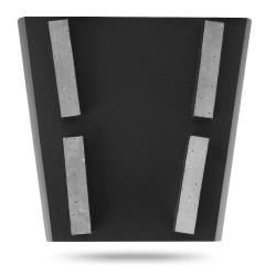 Алмазный шлифовальный франкфурт Messer тип М-16/18 для грубой шлифовки (4 сегмента)