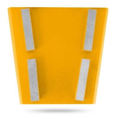 Алмазный шлифовальный франкфурт Messer тип H-40/50 для финишной шлифовки (4 сегмента)