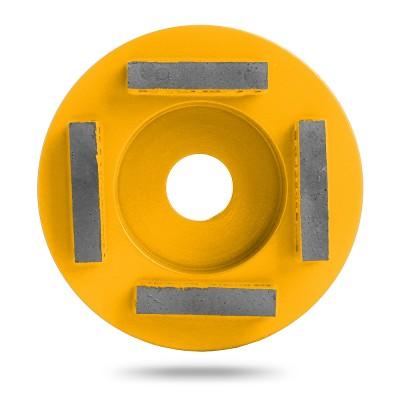 Алмазная шлифовальная фреза Messer тип H для финишной шлифовки (4 сегмента)