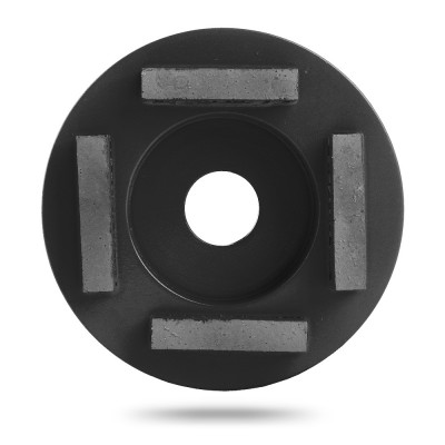 Алмазная шлифовальная фреза Messer тип M для грубой шлифовки (4 сегмента)
