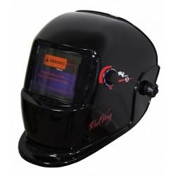 Маска сварщика хамелеон RedVerg RD-WM 605 (черный)(АСФ600G)