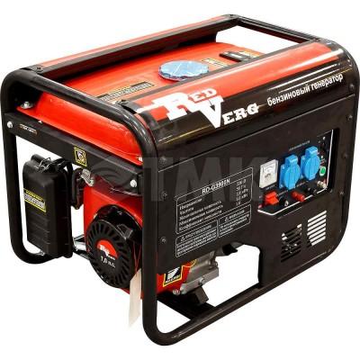 Генератор бензиновый RD-G3900N RedVerg