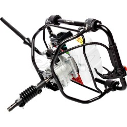 Мотобур с экстренным тормозом RD-EA630B
