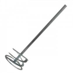 Миксер для красок, гипс. смесей, плит. клея RedVerg хвостовик М14 120Х600 мм(120051)