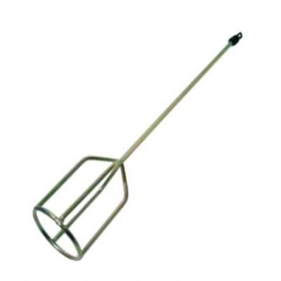 Миксер для гипс. смесей и наливных полов RedVerg хвостовик М14 120Х600 мм(120141)