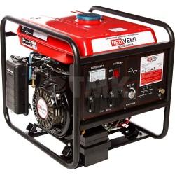 Генератор бензиновый инверторный открытого типа RedVerg RD-IG3500HE