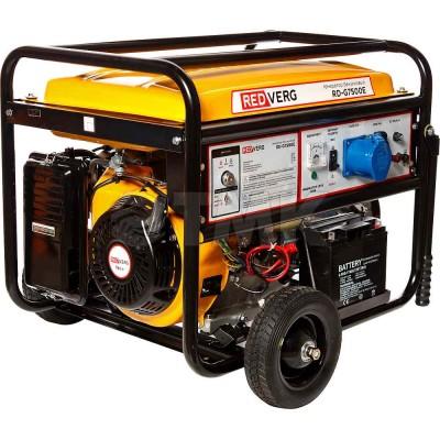 Генератор бензиновый RedVerg RD-G7500E