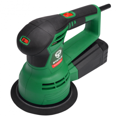 Эксцентриковая виброшлифмашина STATUS OS300/150