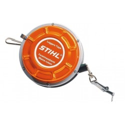 Рулетка лесная STIHL 15 м (металл. корпус)