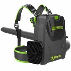 Воздуходувка аккумуляторная ранцевая Greenworks GC82BPB (без АБ и ЗУ)