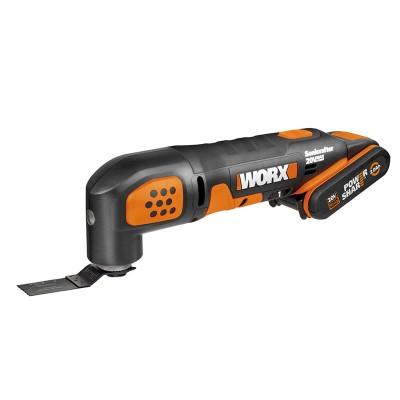 WORX 20V Реноватор аккумуляторный WX682, комплект с АКБ 2 Ah и ЗУ, сумка