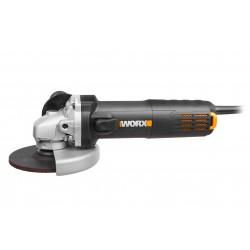 Угловая шлифовальная машина WORX WX713, 125мм