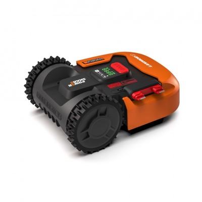 Роботизированная газонокосилка Worx Landroid S WR130E 300м²