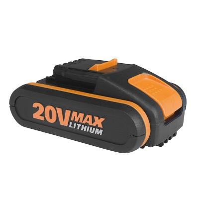 WORX 20V Аккумулятор WA3551 2,0 Ah без индикатора заряда