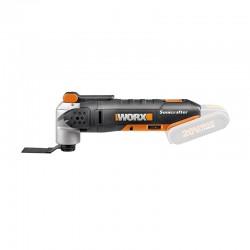 WORX 20V Реноватор аккумуляторный WX678.9, без АКБ и ЗУ