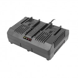 WORX 20V Двойное зарядное устройство WA3883 2*2A