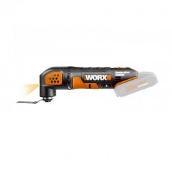 WORX 20V Реноватор аккумуляторный WX682.9, без АКБ и ЗУ