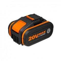 WORX 20V Аккумулятор WA3553 4,0 Ah